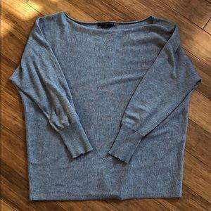 Alice and Olivia grey sweater